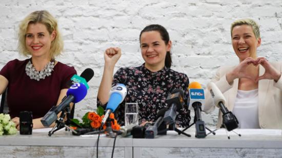 alegerile prezidențiale din belarus